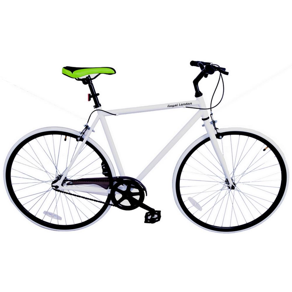 royal london fixie fixed gear single speed bike