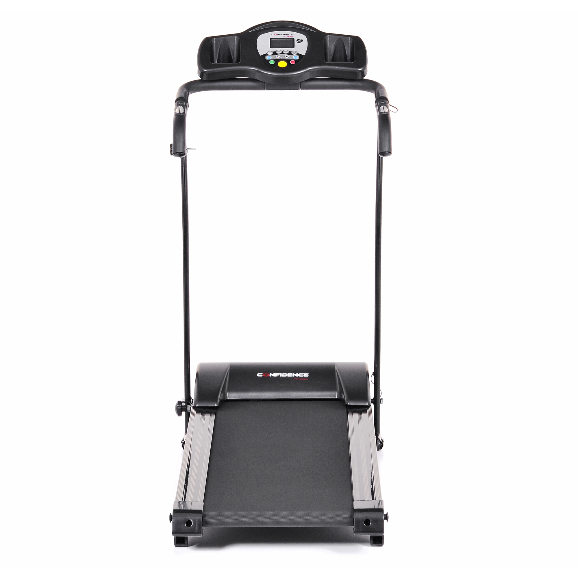 Confidence gtr power pro 1100w motorized electric for Goplus 1000w folding treadmill electric motorized power running jogging machine