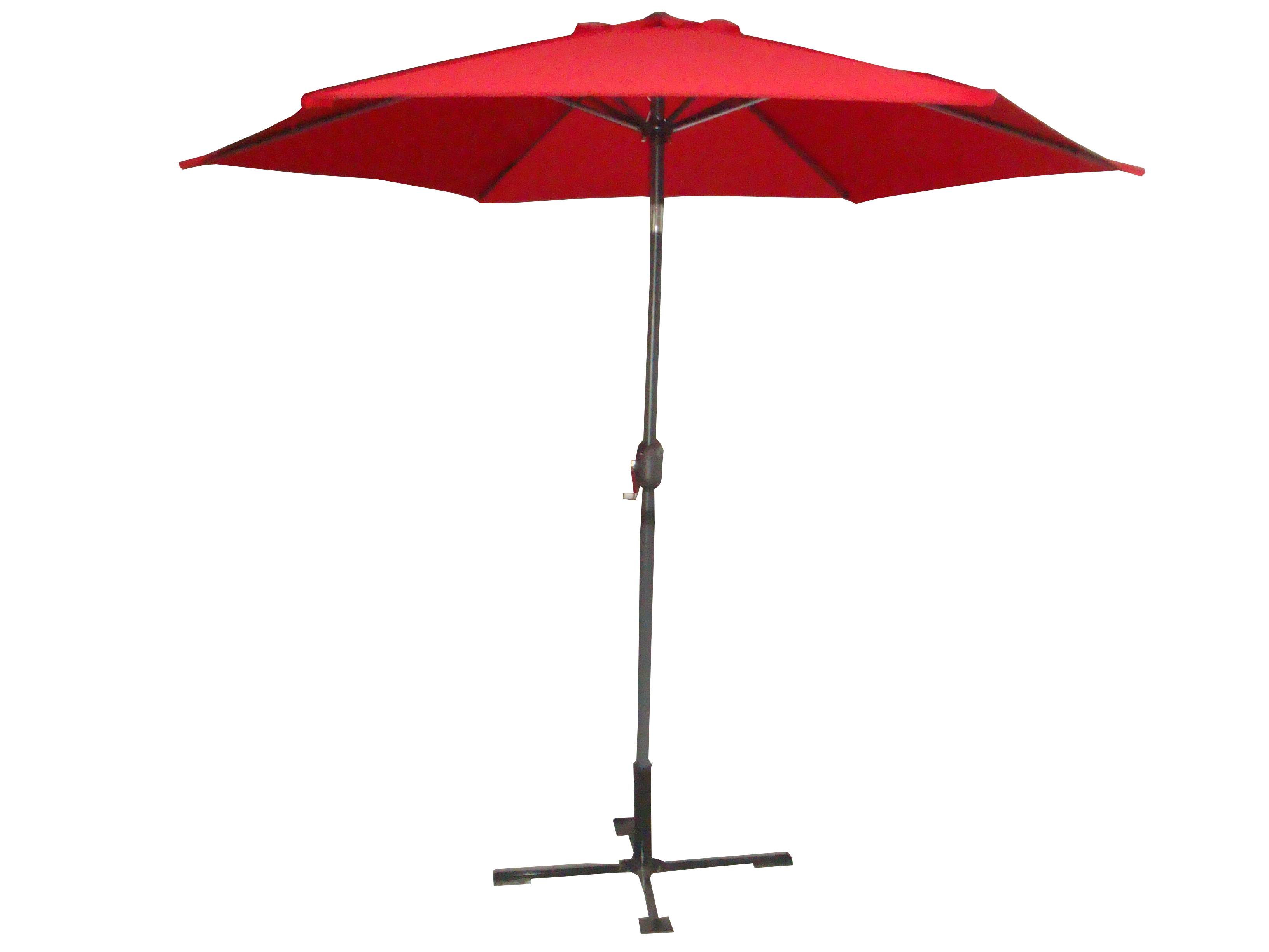 Palm Springs 9ft Aluminium Outdoor Patio Umbrella Garden Parasol | eBay