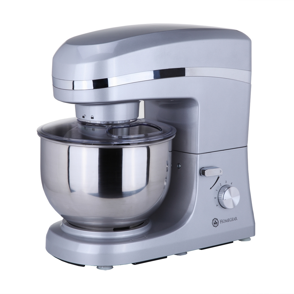 Electric Food Mixers ~ Homegear electric w food stand mixer litre bowl lid