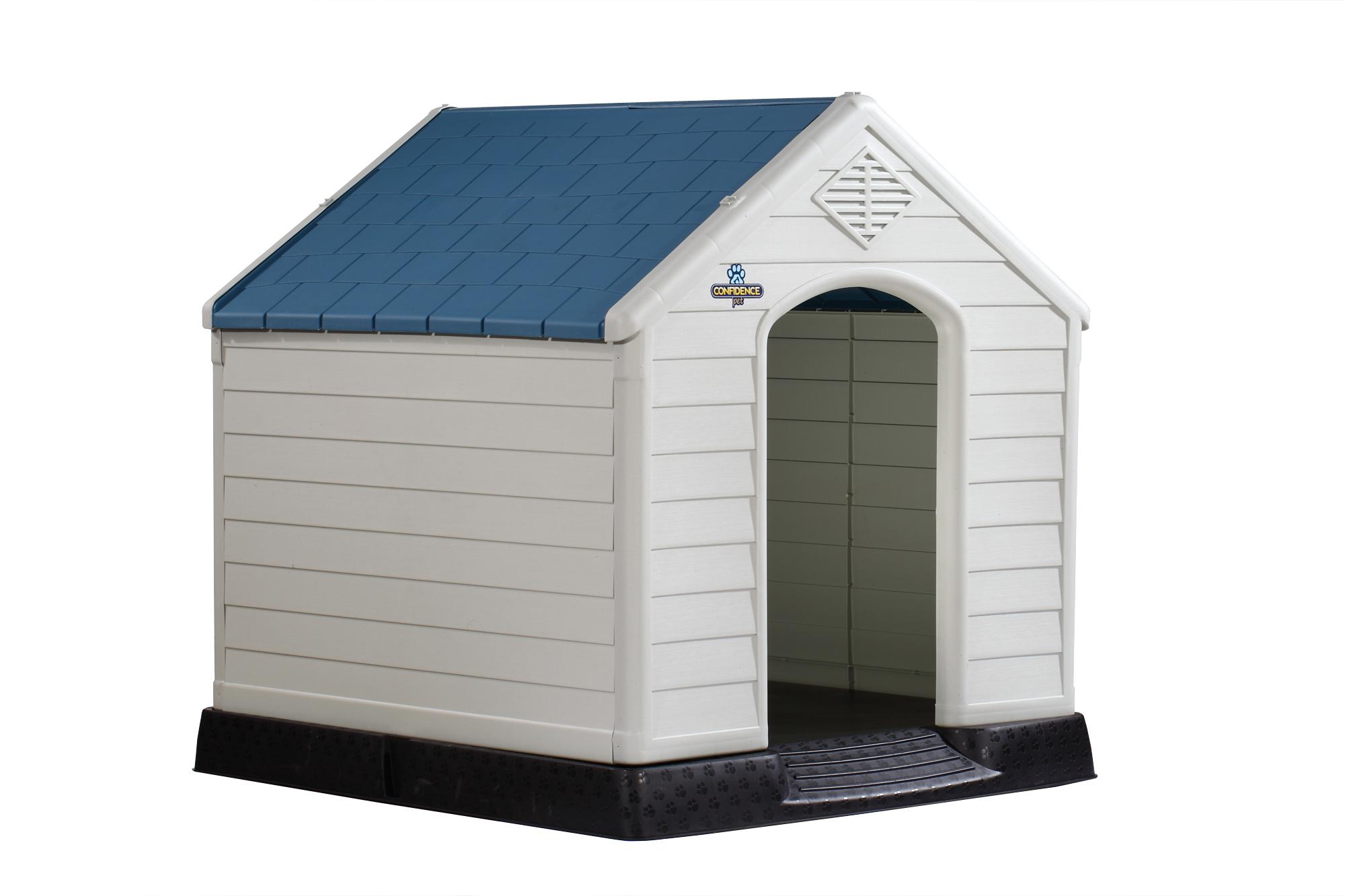 Plastic Dog House Extra Large