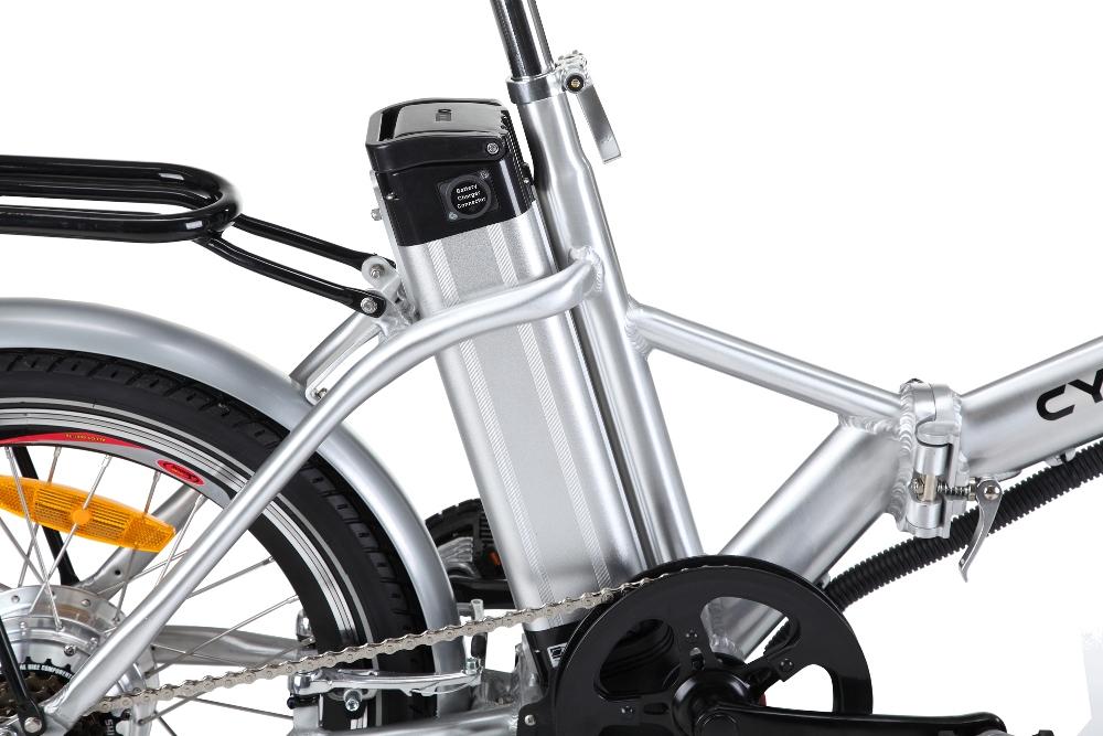 New Cyclamatic Ebike Folding E Bike Electric Bicycle Ebay