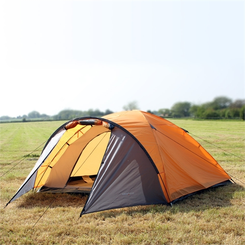 Picture 6 of 6 & North Gear Camping Mars Waterproof 4 Man Dome Tent NGM4MORAN ...