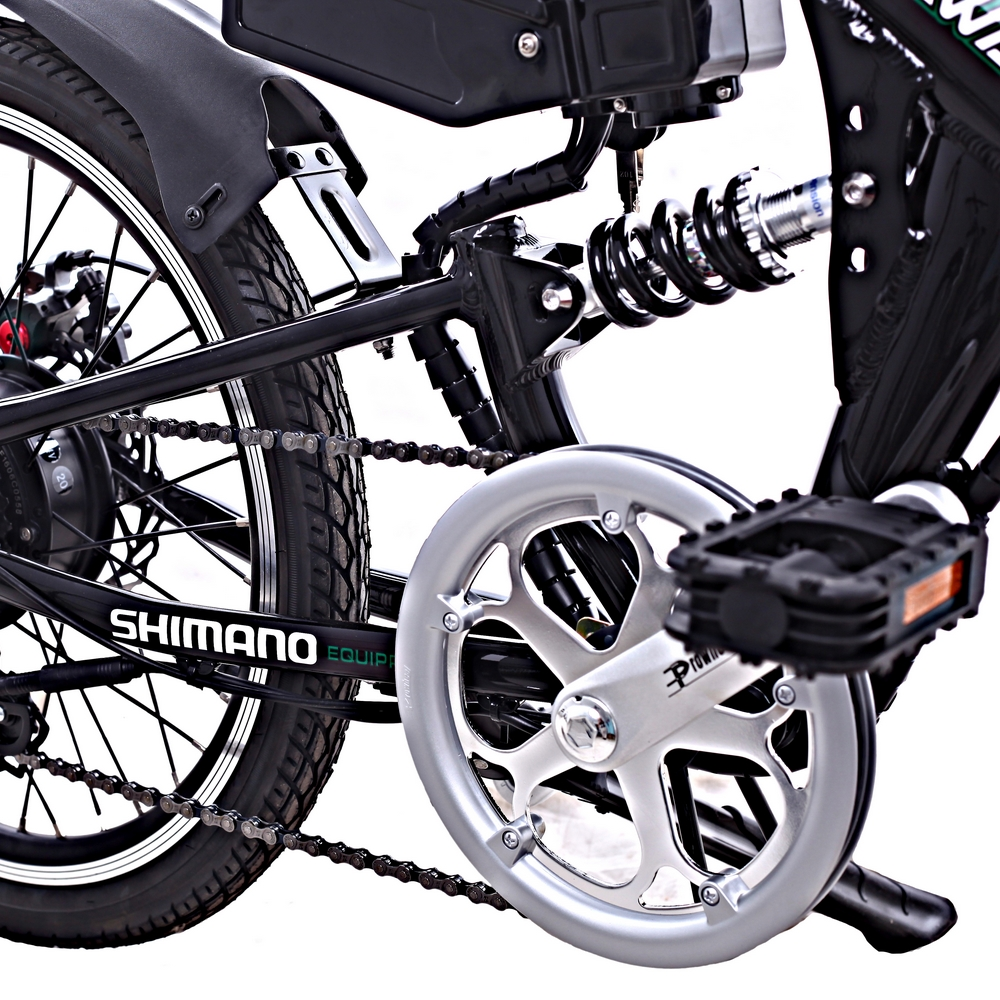 cyclamatic cx4 pro dual suspension foldaway electric bike. Black Bedroom Furniture Sets. Home Design Ideas