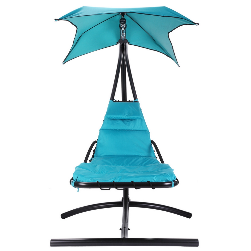 Palm Springs Outdoor Hanging Chair Recliner Swing Air