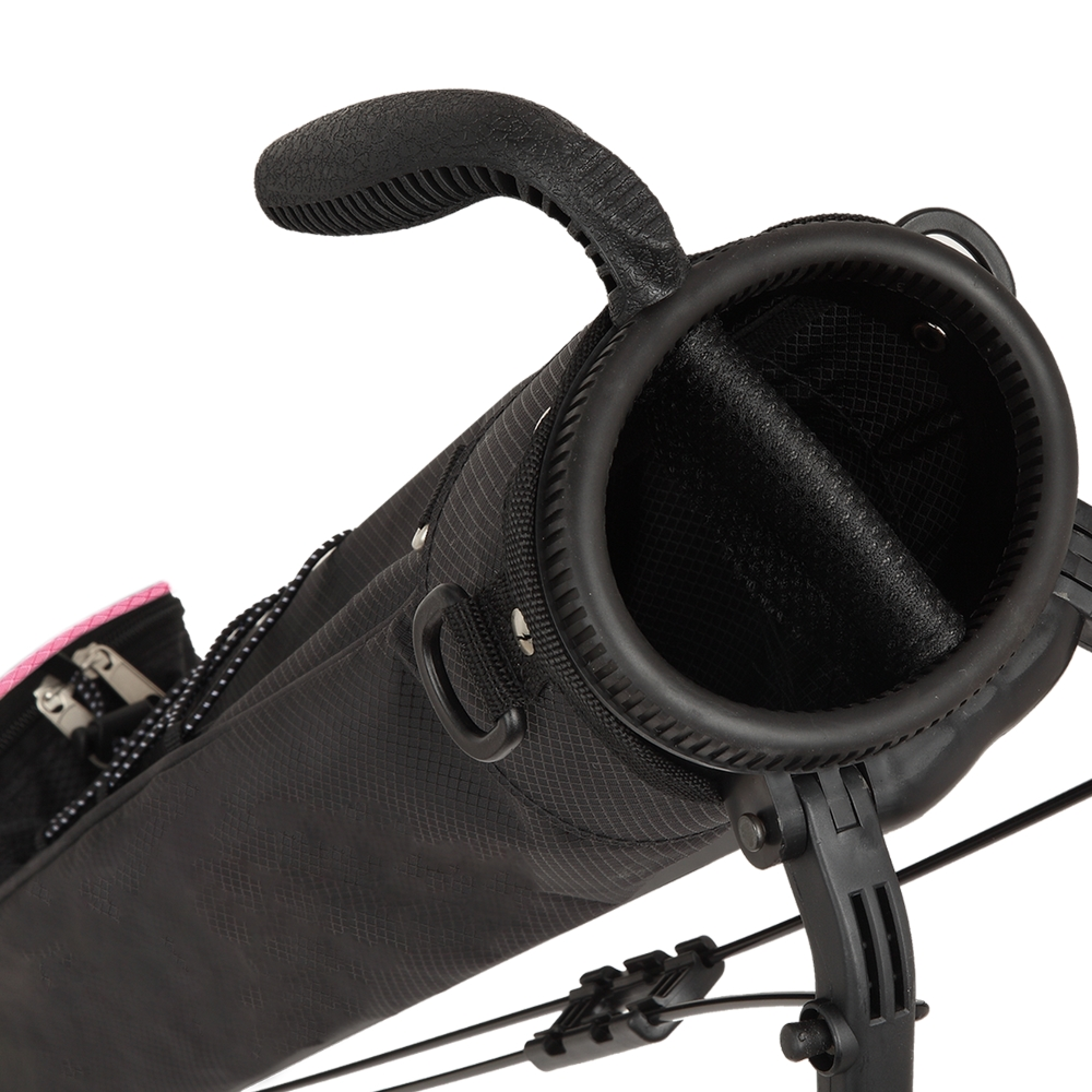 Ram-Golf-Pitch-and-Putt-Lightweight-Golf-Carry-Bag-with-Stand thumbnail 16