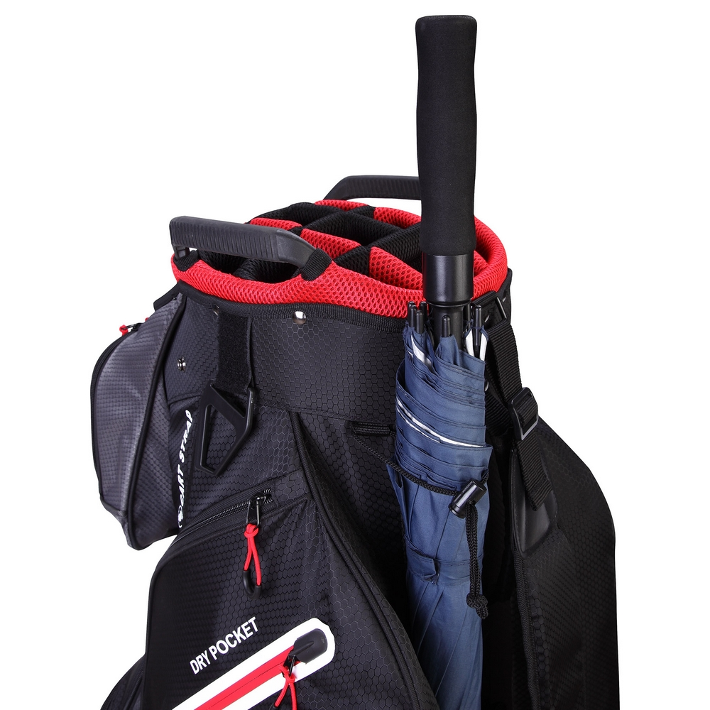 Ram-Golf-FX-Deluxe-Golf-Cart-Bag-with-14-Way-Full-Length-Dividers thumbnail 12