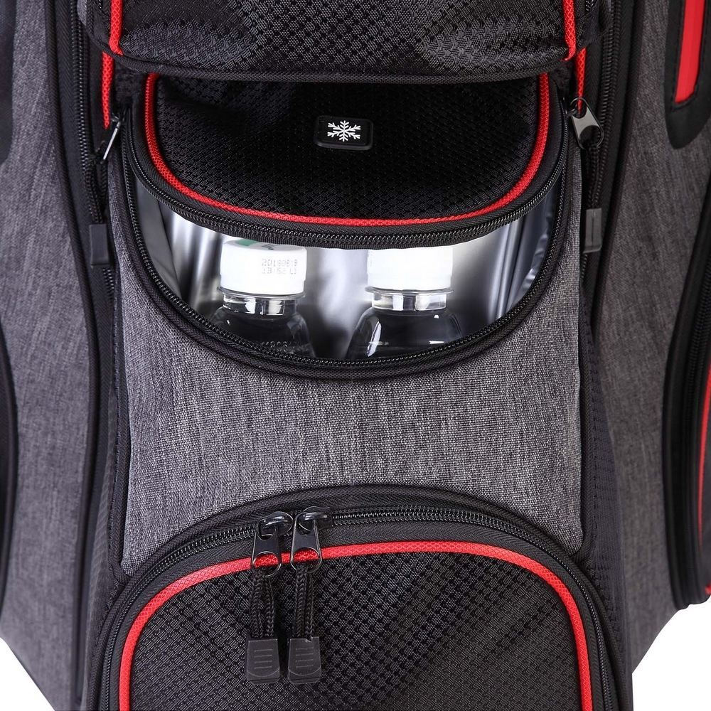 Ram-Golf-Tour-Cart-Bag-with-14-Full-Length-Dividers thumbnail 14