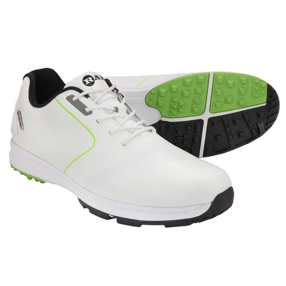 Ram Golf Player Mens Waterproof Golf Shoes