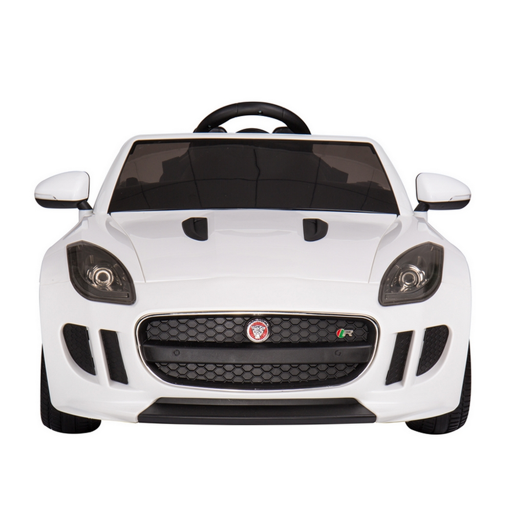 Jaguar By ZAAP F Type Roadster Sports Electric Battery Ride On Kids Toy Car  ...