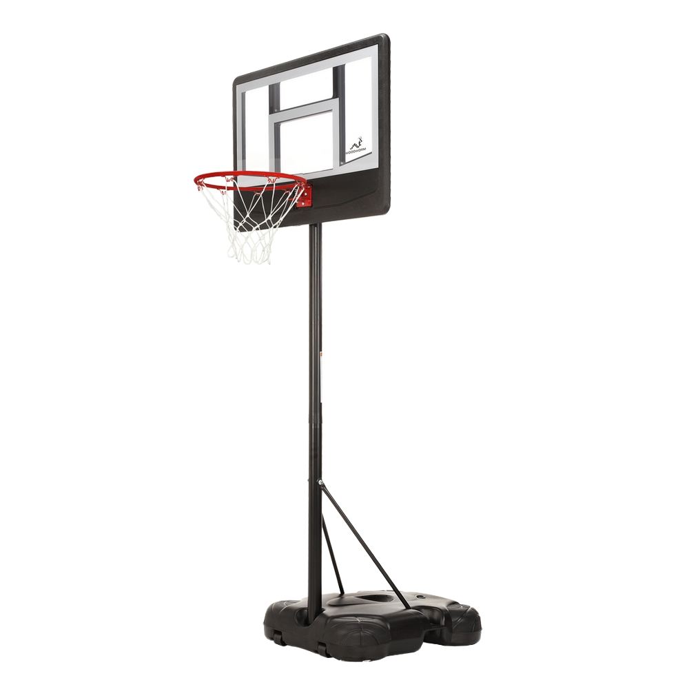 Details about Woodworm Junior Kids Deluxe Adjustable Height Basketball Hoop  System e12367b95f