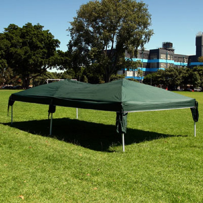10-x-20-Palm-Springs-Pop-Up-Canopy- & 10 x 20 Palm Springs Pop Up Canopy Gazebo Party Tent with 6 Side ...